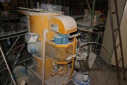 Mescolatori da cemento Bunker e pompa stuccatura - Lotto 47 (Asta 2905)