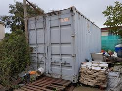 Container and construction equipment - Lot 3 (Auction 2906)