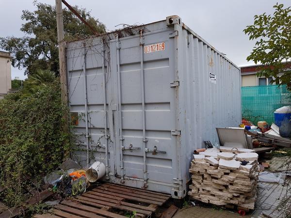 3#2906 Container e attrezzature edilizia