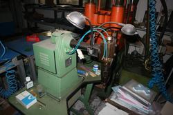 Rifilatrice Colli FGB e piattaforma elevatrice a pantografo - Lotto  (Asta 2907)