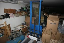 Armanni fork lift and Pramac pallet truck - Lot 2 (Auction 2907)