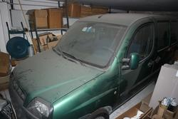 Fiat Dobl   truck - Lot 3 (Auction 2907)