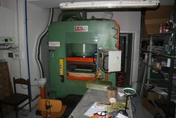 Energo Conio hydraulic press - Lot 6 (Auction 2907)
