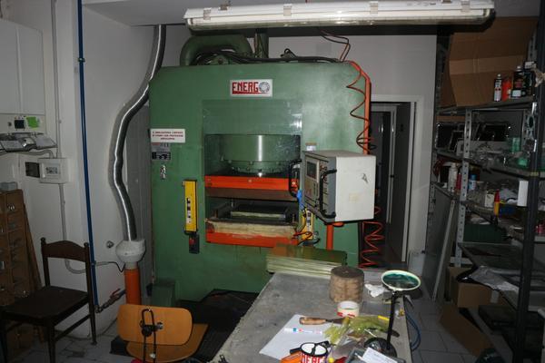 6#2907 Pressa idraulica Energo Conio