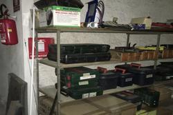 Insegne luminose e materiale elettrico - Lotto 1 (Asta 2911)