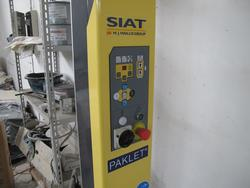 Pallet wrapping system SIAT M J  Maillis Group - Lot 8 (Auction 2914)