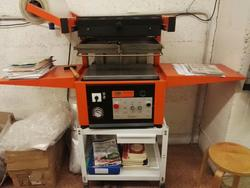 Italdibipack Wrapping Machine and Melamine Edges - Lot  (Auction 2917)
