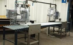 T roller conveyor with 2 load cells - Lot 28 (Auction 2920)