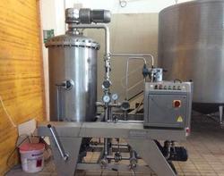 Filtro a farina fossile Cadalpa - Lotto 50 (Asta 2920)