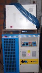 Compressore LT30 e refrigeratore - Lotto 51 (Asta 2920)