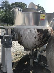 Stainless steel basin lt 450 - Lot 61 (Auction 2920)