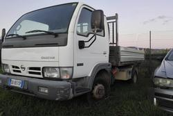 Nissan Cabstar van - Lot 1 (Auction 2926)