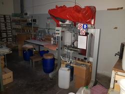Riempitrice Brun per profumi ed attrezzatura da laboratorio - Lotto 13 (Asta 2927)