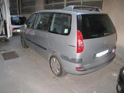 Peugeot 807 vehicle - Lot 1 (Auction 2928)