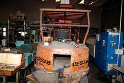 Cesab forklift - Lot 12 (Auction 2930)