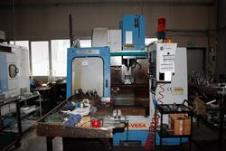 Centro di lavoro Supermax - Lotto 2 (Asta 2930)