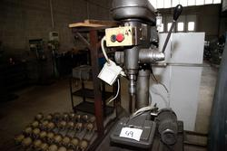 Supervalmer and Super Asso column drill - Lot 34 (Auction 2930)