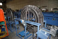 Loaders and finishing lines under construction - Lot 40 (Auction 2930)