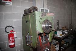 Rispopresse press and balance wheel - Lot 7 (Auction 2930)