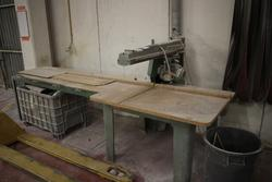 Carro 800 Radial saw - Lot 8 (Auction 2932)