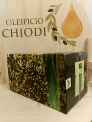 Bag in Box di Olio Evo Chiodi gusto intenso - Lotto 14 (Asta 2933)