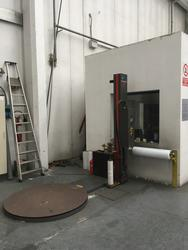 Robopac wrapping machine - Lot 5 (Auction 2934)