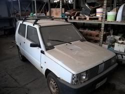 Fiat Panda truck - Lot 20 (Auction 2941)
