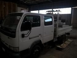 Nissan Cabstar truck - Lot 21 (Auction 2941)
