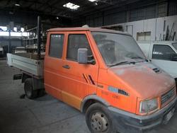 Iveco Daily truck - Lot 23 (Auction 2941)
