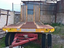 Bertoja Supercondor trailer - Lot 30 (Auction 2941)
