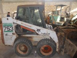 Bobcat wheel loader - Lot 32 (Auction 2941)