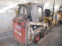 Bobcat wheel loader - Lot 36 (Auction 2941)