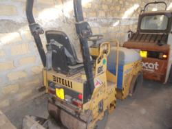 Rullo compressore Bitelli - Lotto 41 (Asta 2941)