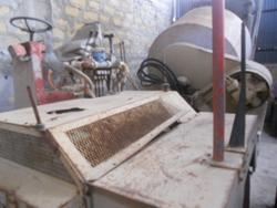 Concrete mixer - Lot 45 (Auction 2941)