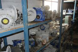 Pezzi di ricambio per impianto di produzione mattonelle - Lotto 10 (Asta 2945)