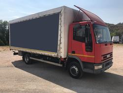 Iveco Eurocargo 75E15 tarpaulin truck - Lot 11 (Auction 2947)