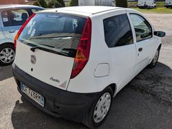 Fiat Punto Van - Lot 21 (Auction 2947)