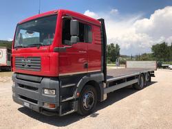 Man Tga 26 350 truck - Lot 34 (Auction 2947)