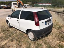 Fiat Punto Van - Lot 9 (Auction 2947)