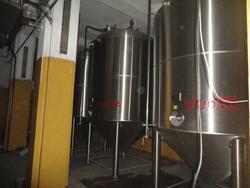 Impianto di produzione birra Velo e caldaia di cottura Eurogroup - Lotto  (Asta 2948)