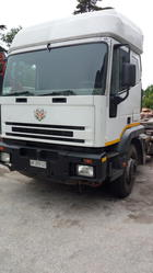 Iveco Magirius AG 240 E42 truck - Lot 10 (Auction 2949)