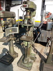 Multi hole drill - Lot 15 (Auction 2949)