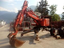 Euromagh Tigrone spider excavator - Lot 17 (Auction 2949)