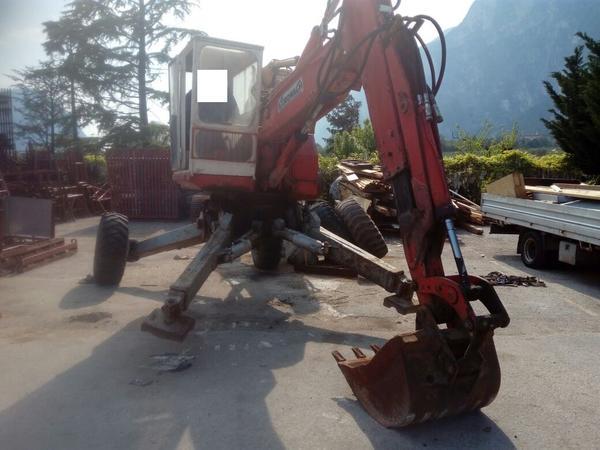 Immagine n. 5 - 17#2949 Escavatore ragno Euromagh Tigrone
