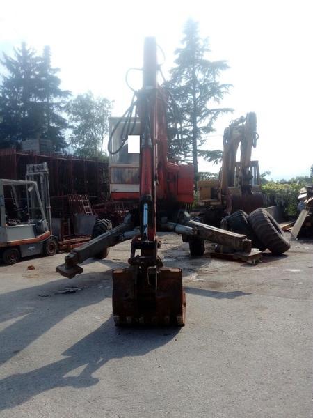 Immagine n. 9 - 17#2949 Escavatore ragno Euromagh Tigrone