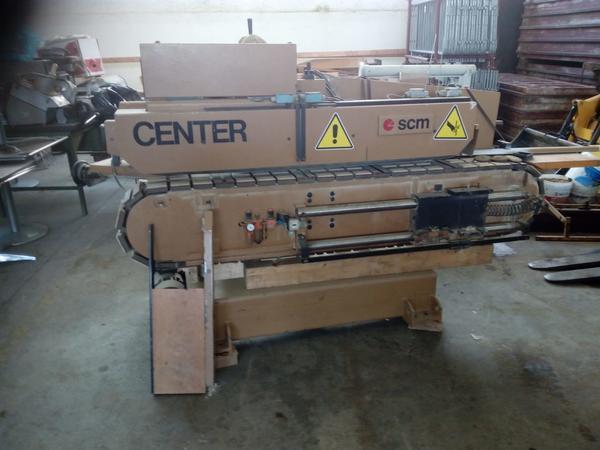 40#2949 Centro produzione serramenti Center SCM