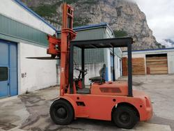 Om 60 forklift - Lot 43 (Auction 2949)