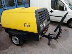Compressore Sullair 85 - Lotto 5 (Asta 2949)