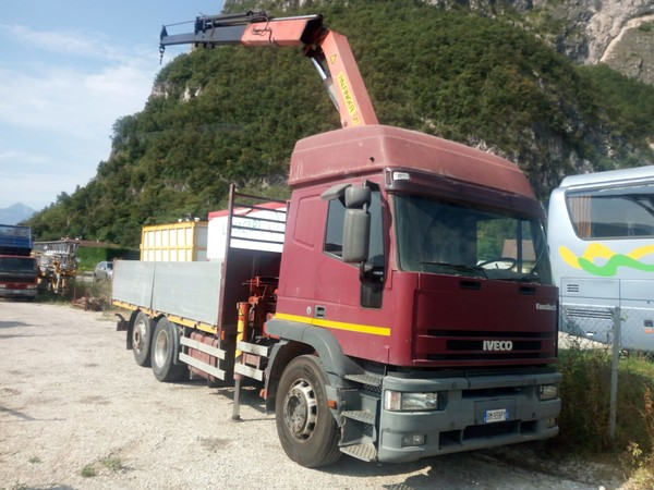 Immagine n. 1 - 50#2949 Iveco Eurotech 440E38