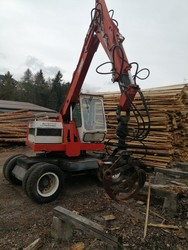 Solmec s2502 Self propelled wheel loader - Lot 56 (Auction 2949)